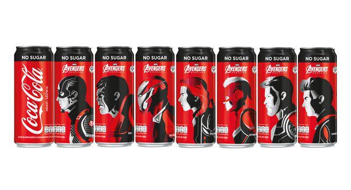 Coca-Cola ปลุกพลังฮีโร่ในตัวคุณ ส่งเซ็ตสุดเท่ Avengers: Endgame