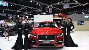 อินช์เคปบุกมอเตอร์โชว์ ส่ง Jaguar Land rover 4 รุ่นชิงแชร์ตลาดรถหรู