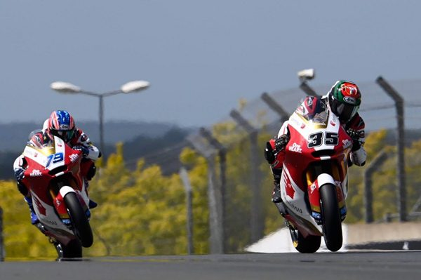 Honda Moto2 2021