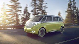 Volkswagen ยืนยันผลิต I.D.Buzz Concept แน่นอน