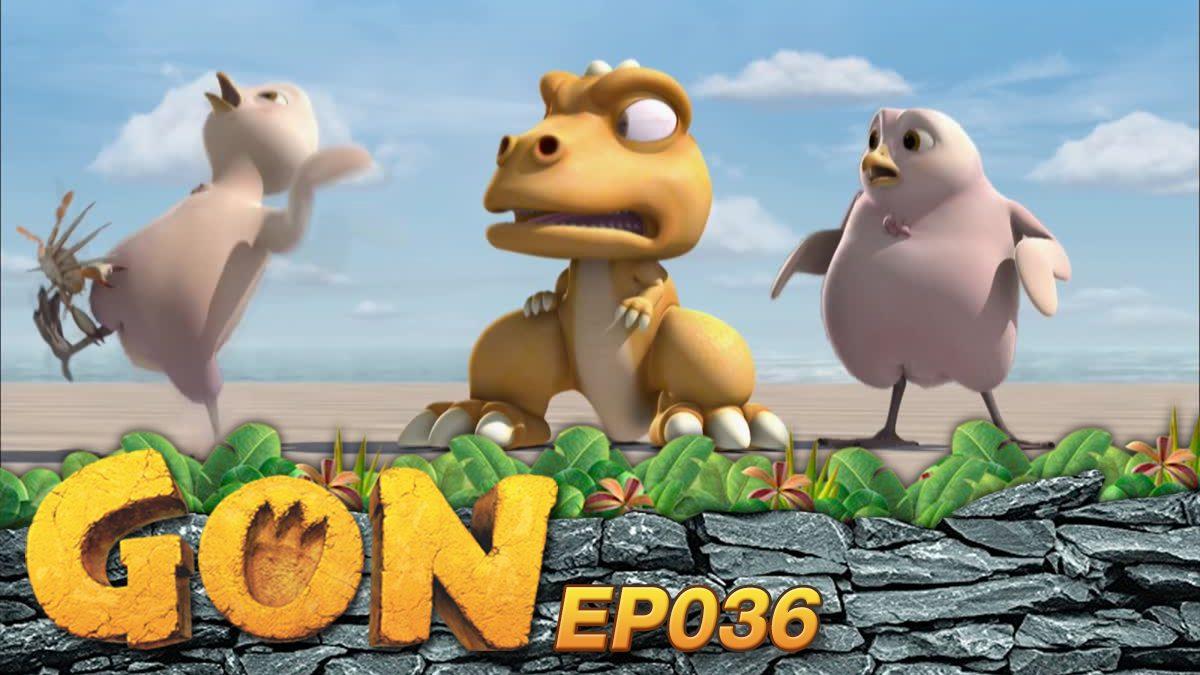 Gon EP 036