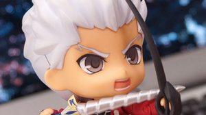 พรีวิวของเล่นใหม่ Nendoroid Archer Super Movable Edition