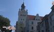 งานปรับปรุงภายในปราสาทในโปแลนด์