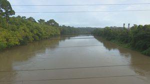 แม่น้ำปัตตานีปริมาณน้ำสูงขึ้น เตือนประชาชนรับมือน้ำท่วมฉับพลัน