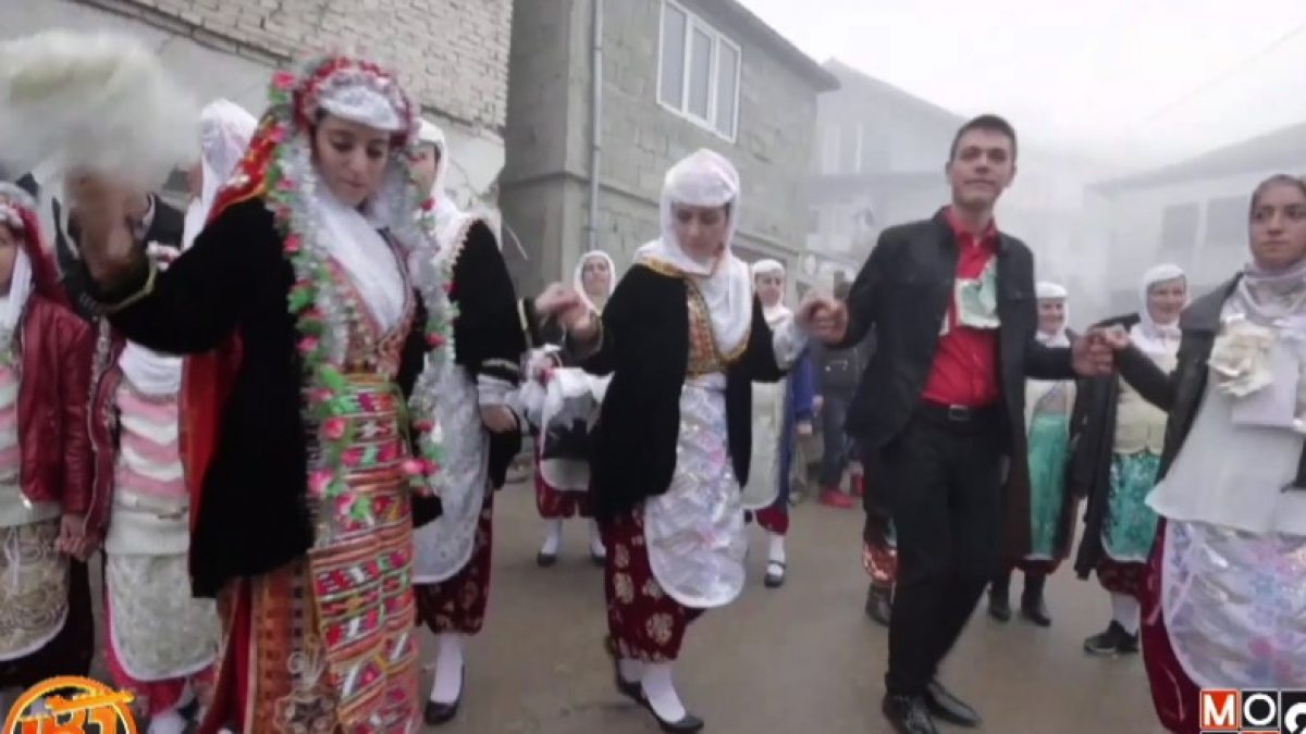 พิธีแต่งงานโบราณในบัลแกเรีย