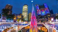 รวมภาพ บรรยากาศแสงสี เทศกาลคริสต์มาส จากเมืองต่างๆ รอบโลก