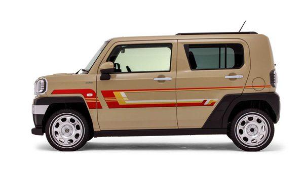 Daihatsu Taft 80