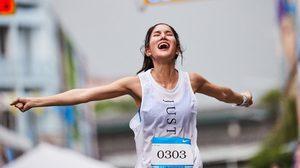 ก้อย รัชวิน ชวนสาวๆวิ่ง ในงานกรุงเทพมาราธอน ร่วมสร้างปรากฏการณ์แห่งสังคมสุขภาพดี