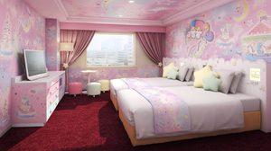 สดใสมุ้งมิ้ง กับ ห้องพักธีม My Melody และ Little Twin Stars ที่ Keio Plaza Hotel Tama ญี่ปุ่น