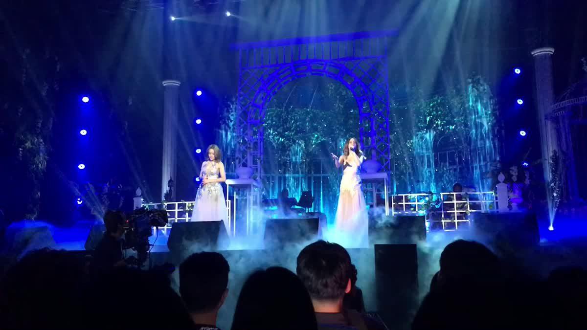 นิว-จิ๋ว จัดเซอร์ไพรส์หนัก บนเวที NJ's Story Concert