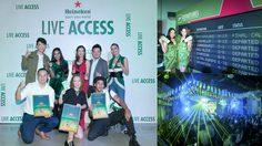 Heineken Live Access จำลองปาร์ตี้งาน Mysteryland พร้อมเปิดตัวพาผู้โชคดีไปถึง อัมสเตอร์ดัม