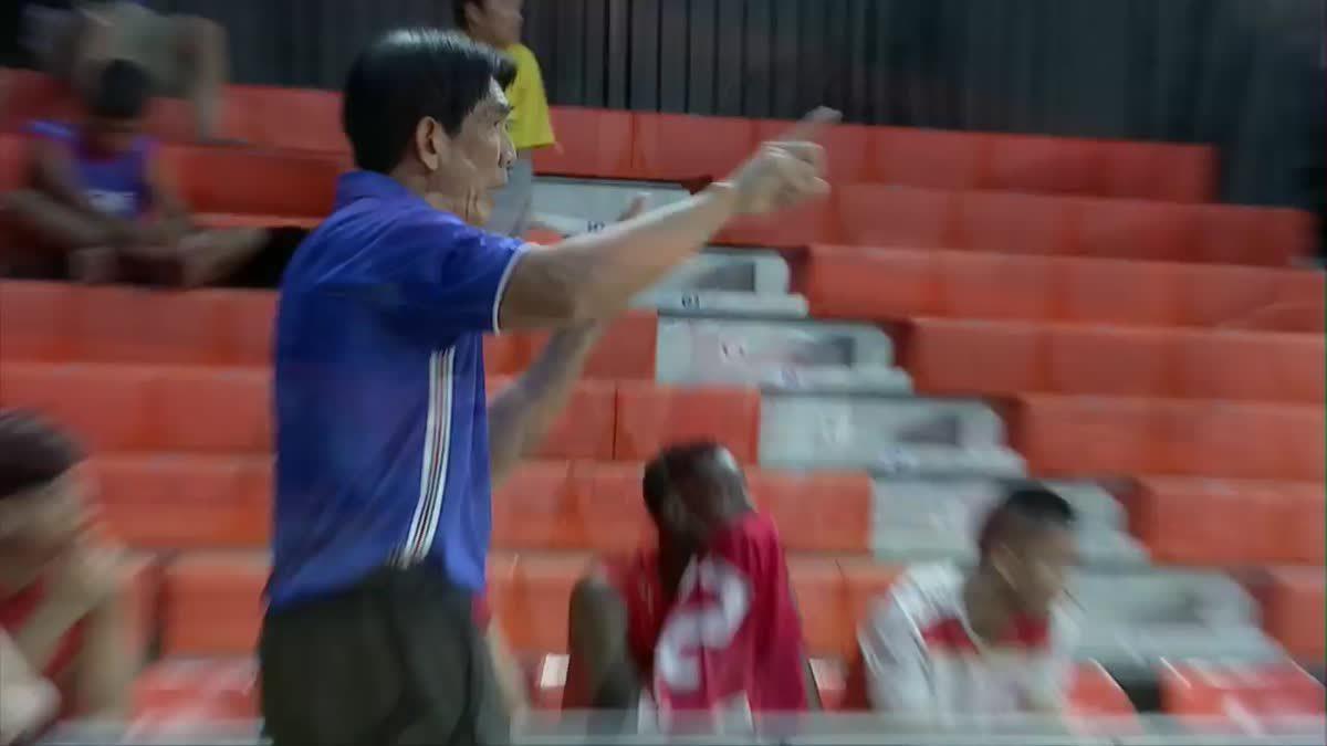 Q2 OBEC MONO CHAMPION CUP 2018 รุ่น 18 ปีชาย : ร.ร.อัสสัมชัญ ธนบุรี VS ร.ร.อัสสัมชัญ บางรัก (6 ก.ค. 2561)