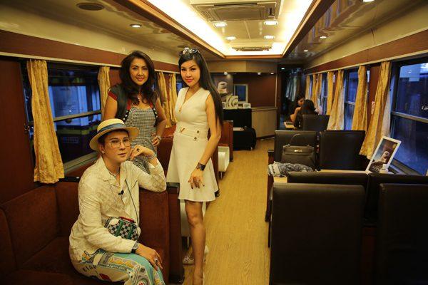 สัมผัสเสน่ห์แห่งวัฒนธรรมการเดินทางด้วยรถไฟ