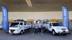 Tata Motor ส่งคาราวานบุกทั่วประเทศ ให้บริการเข้าถึงลูกค้ามากขึ้น