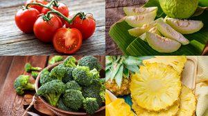 15 ผักผลไม้ โฟเลตสูง ดีต่อสุขภาพ สารอาหารจำเป็นสำหรับผู้หญิง!!