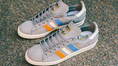 Sneakersnstuff และ adidas เปิดตัวสนีกเกอร์ยุค 80 ได้แรงบันดาลใจจากมหานครนิวยอร์ค
