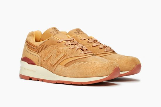 New Balance x Red Wing M997