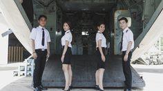 ฝันใหม่ สู่การเป็นนักบิน ของดาวเดือน ม.ศรีปทุม