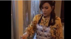 """ทูลกระหม่อมหญิงอุบลรัตนฯ  ทรงโพสต์ไอจี """"มาทำขนมครกกันเถอะ"""""""
