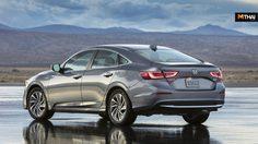 เปิดตัว Honda Insight 2019 ใหม่ ที่ประเทศญี่ปุ่น ราคาเริ่มต้นที่ 9.39 แสนบาท
