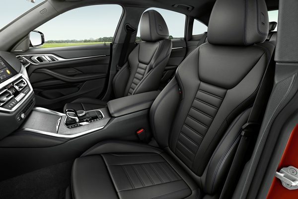 BMW Series 4 Gran Coupe