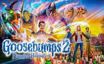 Goosebumps 2: Haunted Halloween คืนอัศจรรย์ขนหัวลุก หุ่นฝังแค้น