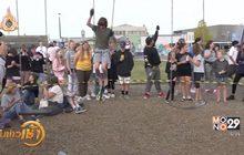 หนุ่มนิวซีแลนด์โล้ชิงช้า 33 ชั่วโมงทุบสถิติโลก