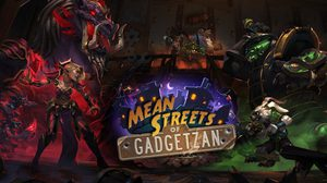 Hearthstone แพทช์ใหม่ แถม 6 ซองฟรี! ใน Mean Streets of Gadgetzan