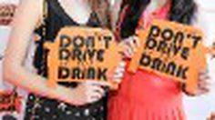 นุช, มะลิ, มาริสา และ ปุุยฝ้าย AF ร่วมกันรณรงค์ ดื่มไม่ขับกลับ TAXI