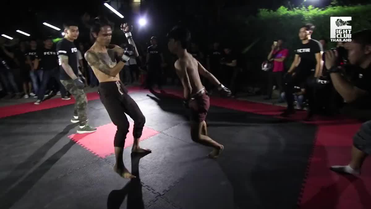 FIGHT CLUB THAILAND สำเพ็งสองCross bone แบด(Bad) x โจอี้(Joey) คู่ที่272.mp4