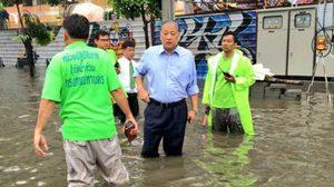 กทม.ผุด 21โครงการป้องกันน้ำท่วม ใช้งบ 4,300 ล้าน
