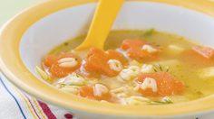 อาหารเสริมเด็กกลมกล่อมได้ด้วย น้ำซุปผัก สูตรแซ่บที่ไร้เครื่องปรุง