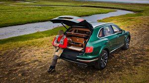Bentley Bentayga สุดหรูสำหรับนักตกปลา
