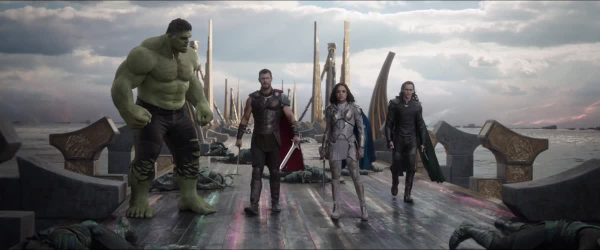 Marvel's Thor  Ragnarok   Official Trailer