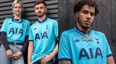 Nike ผสานสตรีทแวร์เข้ากับสปอร์ตแวร์ ผ่านชุดที่สามของทีม Tottenham Hotspur