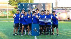 กรุงเทพคริสเตียน A คว้าแชมป์เรียบ Supersports Seven A Side supported by adidas