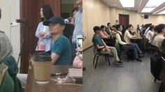 นศ.จีน กำลังนั่งฟังอาจารย์สอน เจอ 'แจ็ค หม่า' มานั่งเรียนด้วย
