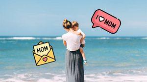 คำอวยพรวันแม่ ภาษาอังกฤษ ซึ้งๆ น่ารัก - พร้อมคำแปล + การ์ดอวยพรวันแม่
