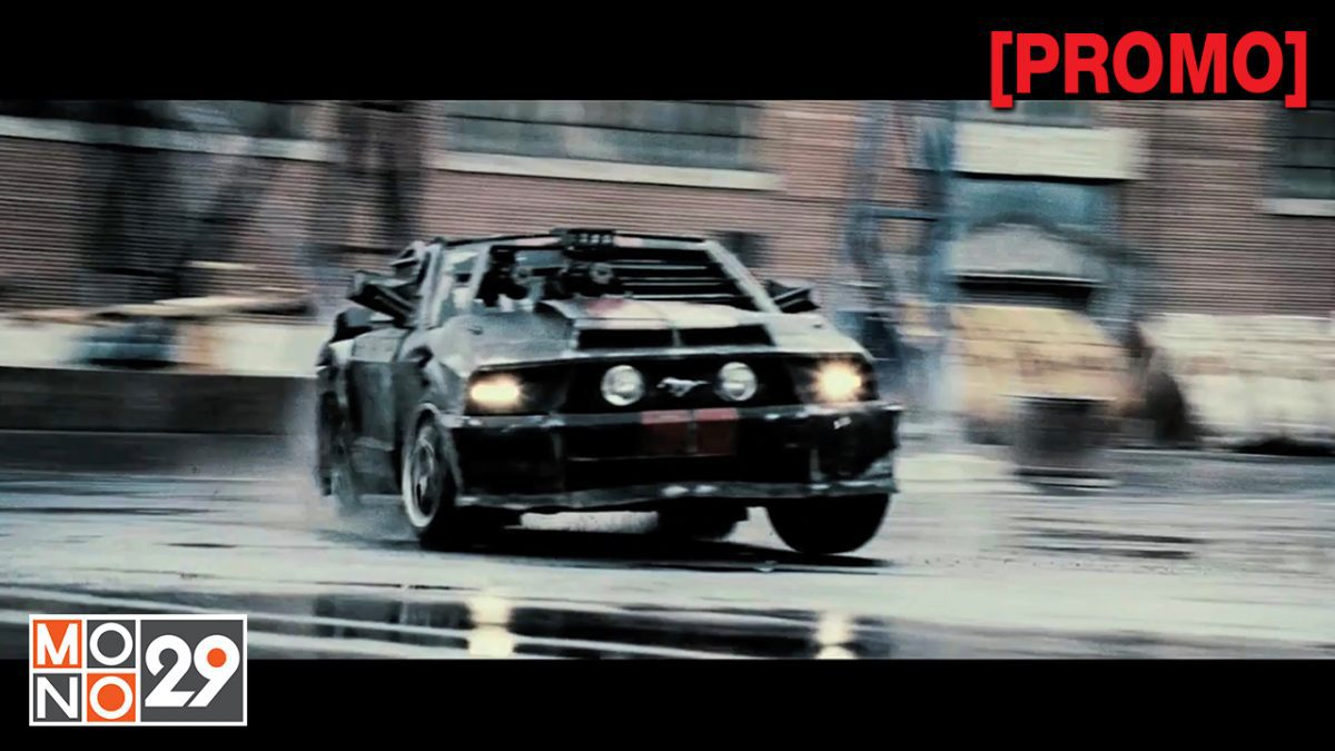 Death Race 3 :Inferno ซิ่งสั่งตาย 3 ซิ่งสู่นรก [PROMO]