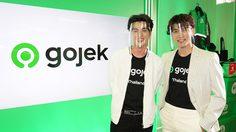 มิว-กลัฟ ร่วมงานเปิดตัวแอพและแบรนด์ Gojek ในประเทศไทย