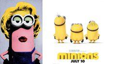 รวมภาพโปสเตอร์ มินเนี่ยน สุดเกรียน 2558 | Minions