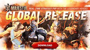 Majestia เกมใหม่จาก Com2uS เปิดให้เล่นในไทยและอีก 150 ประเทศแล้ว!