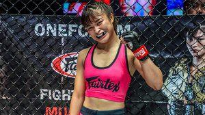 แสตมป์ แฟร์เท็กซ์ หวังระเบิดฟอร์ม MMA เอาชนะใจแฟนๆ ในศึก ONE: MASTERS OF FATE