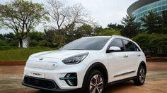 Kia Niro EV 2018 ใหม่ รถยนต์ไฟฟ้าจากแดนกิมจิ
