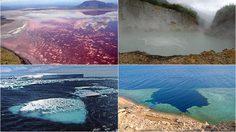 ใสใสใช่ว่าจะดี! 9 อันดับ แหล่งน้ำธรรมชาติ ที่แฝงไปด้วยพิษสงความอันตราย