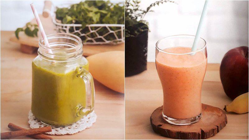 5สูตร น้ำผักผลไม้เพื่อสุขภาพ ช่วยปรับสมดุลของระบบต่างๆในร่างกาย