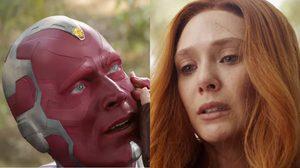 หมดเวลาสำหรับพวกเราแล้ว!! หรือวิชั่นกำลังบอกลา? ในสปอตล่าสุด Avengers: Infinity War
