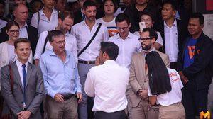 กต. ชี้ คณะทูตสังเกตการณ์คดี 'ธนาธร' เข้าข่ายแทรกแซงกิจการภายในของไทย