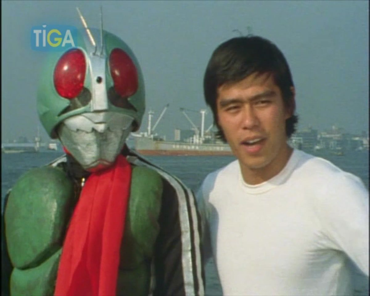 Masked Rider ตอนที่ 82-3