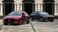 Mazda เร่งส่ง ALL-NEW MAZDA3 ล็อตแรกถึงมือลูกค้าแล้วกว่า 600 คัน